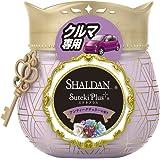シャルダン SHALDAN ステキプラス クルマ専用 消臭芳香剤 クルマ用 クルマ アンティークチェリーの香り 90g