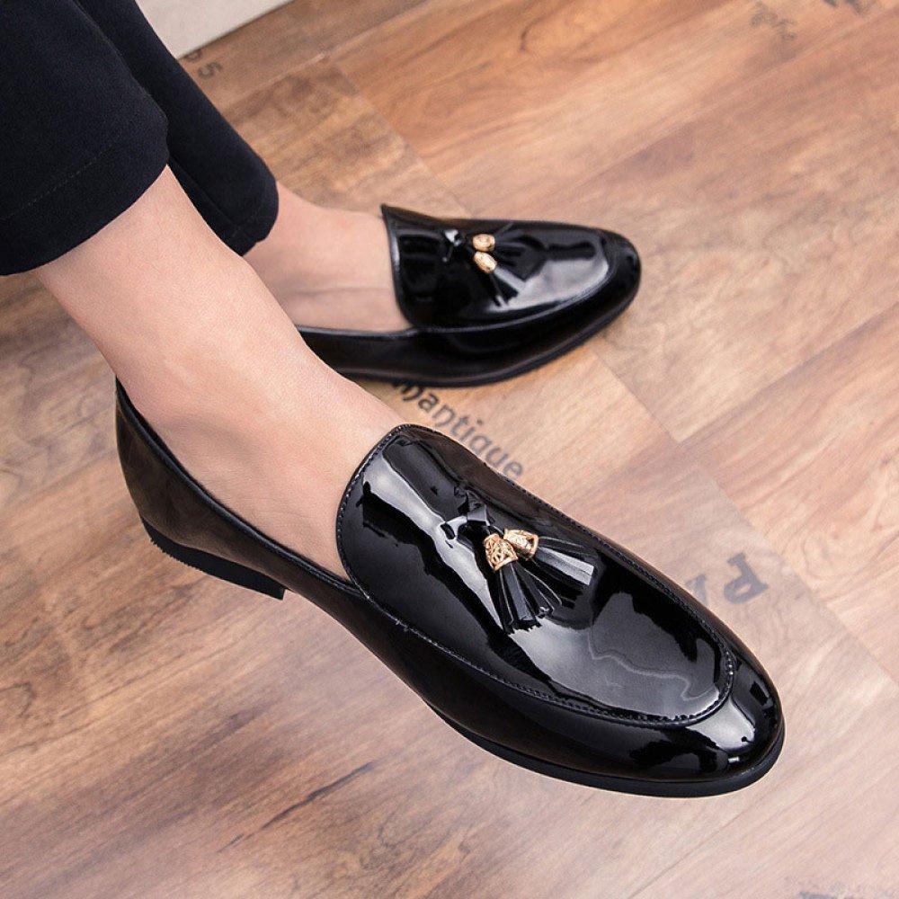 Männer Brogue Mode Lederschuhe Wies Brogue Männer Schuhe Hochzeit Schuhe schwarz c5e538