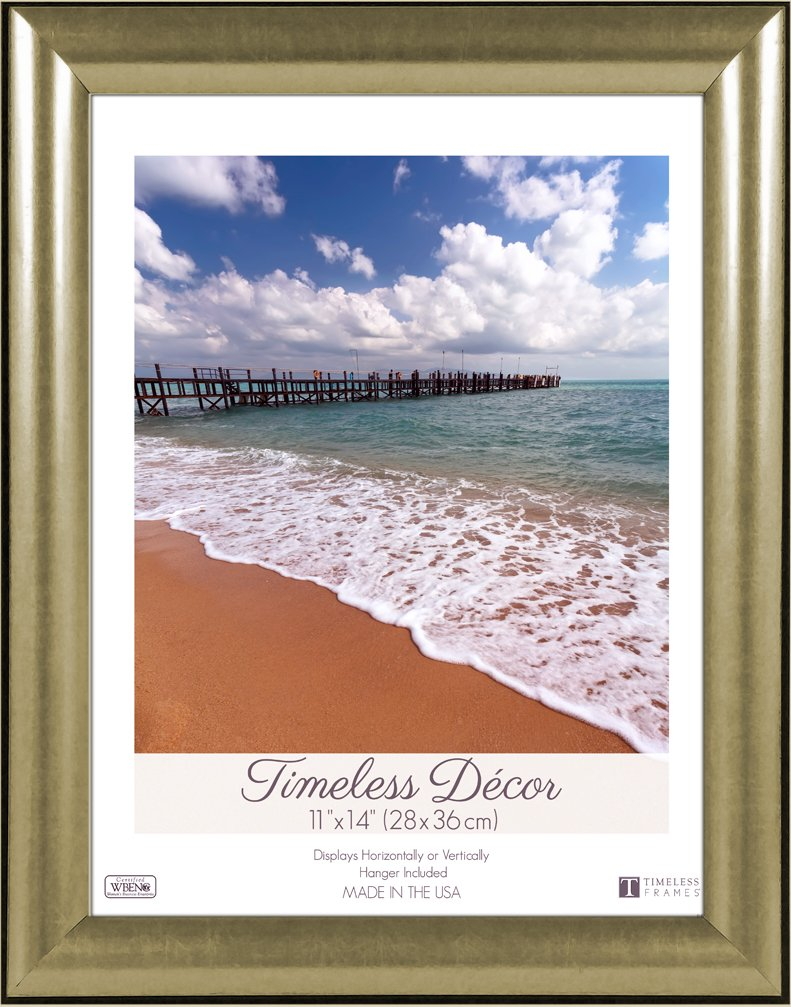 Timeless Expressions Black//Silver 8x10 Taylor Frame 8 x 10