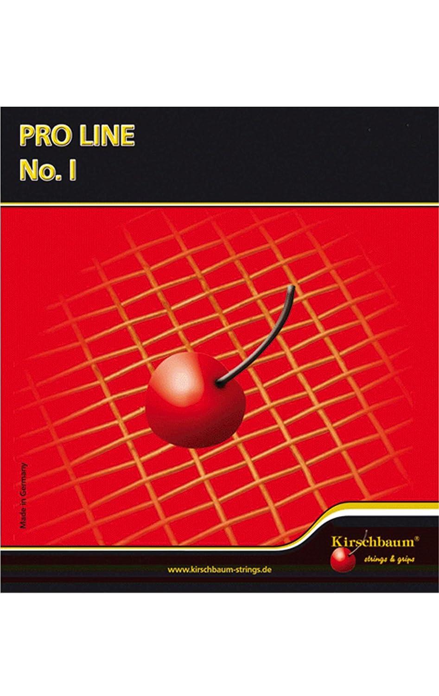 1,30 mm I 12m rot PolyesterGr Kirschbaum Pro Line No
