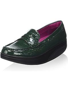 6308ea57b6ac MBT Women s Boots Brown Beige  Amazon.co.uk  Shoes   Bags