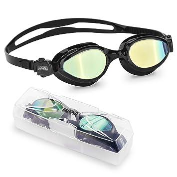 Review Aegend Swim Goggles, Swimming