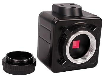 Canon dslr slr camera lens adapter for c mount microscope ebay