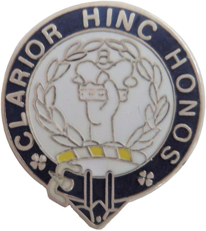 Buchanan Scottish Clan Crest Lapel Pin Badge Gift