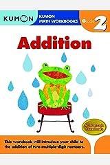 Grade 2 Addition (Kumon Math Workbooks) Paperback