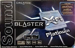 Amazon.com: Creative Sound Blaster X-FI sb0460 tarjeta de ...