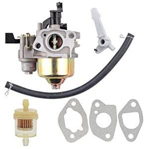 Mannial 16100-ZH8-W61 Carburetor Carb fit Honda GX160 GX200 5.5 HP 6.5 HP Engine