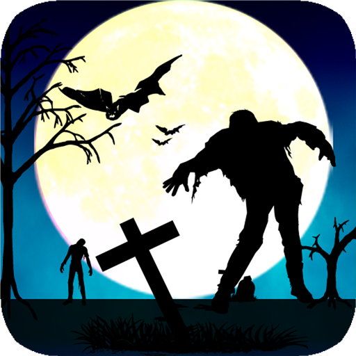 Halloween - App zum Gruseln: Gruselgeschichten, Sounds, Fakten, Witze & Rezepte -