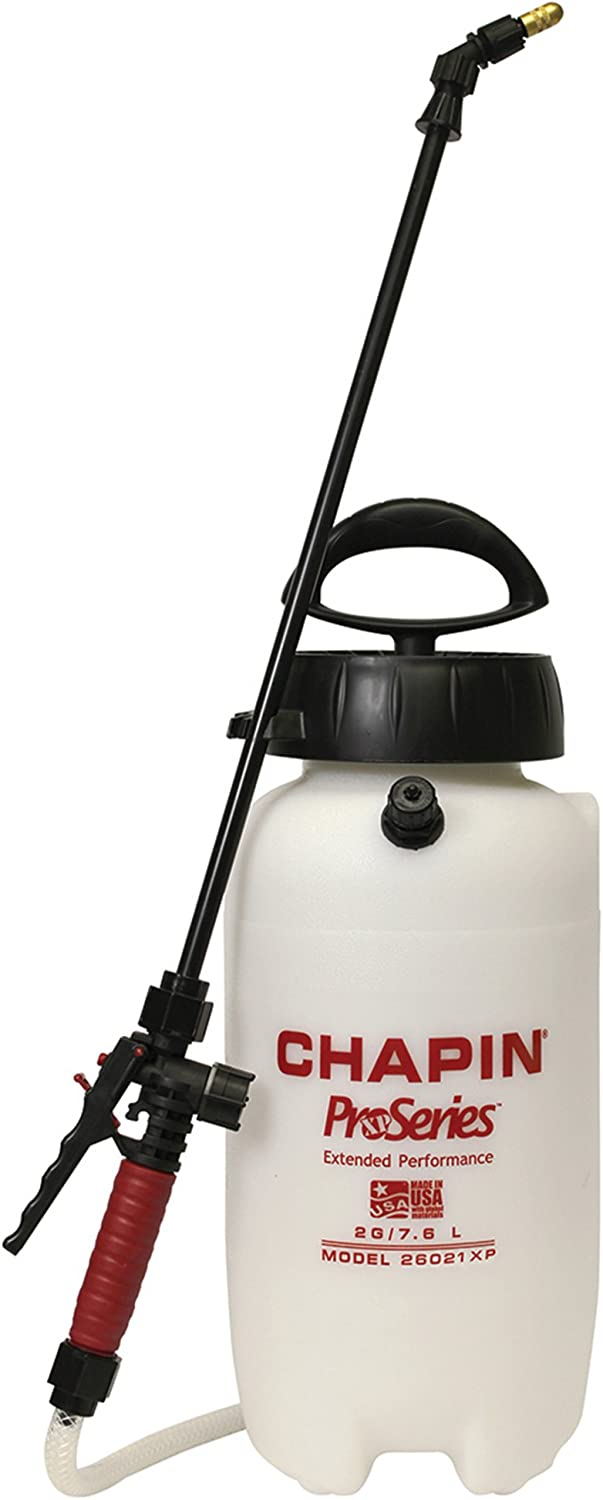Chapin International 26021XP Compression Sprayer, 2 Gallon