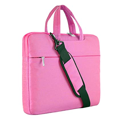 da908b906b7d Laptop Shoulder Bag, HESTECH 15.6 Laptop Case Sleeve Business Messenger  Briefcase Carrying Handbag for Women Men Fits 15-15.6 Inch Dell HP Acer  Lenovo ...