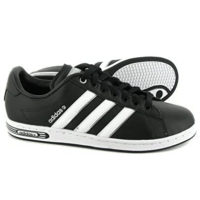 new style 124b4 0c544 adidas Derby II Mens Trainers 9 Black  Amazon.co.uk  Shoes   Bags