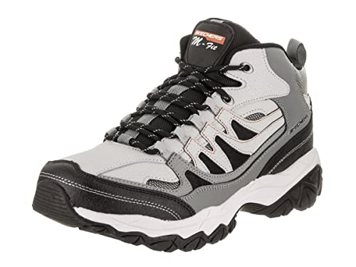 df9ece170ab Skechers After Burn Memory Fit - Geardo Gray/Black Mens Boot Size 8M ...