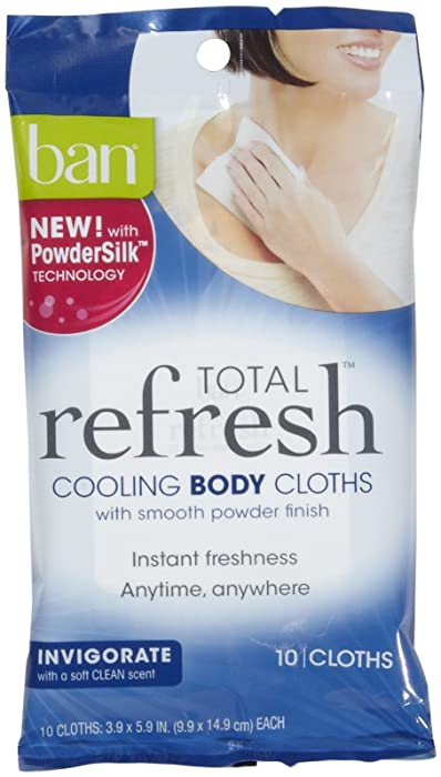 Top 8 Ban Cooling Body Cloths Invigorate
