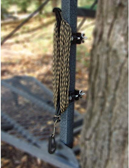 Hunting Tree Guns Deer Treestand 3 Pack Reflective LIFELINE System