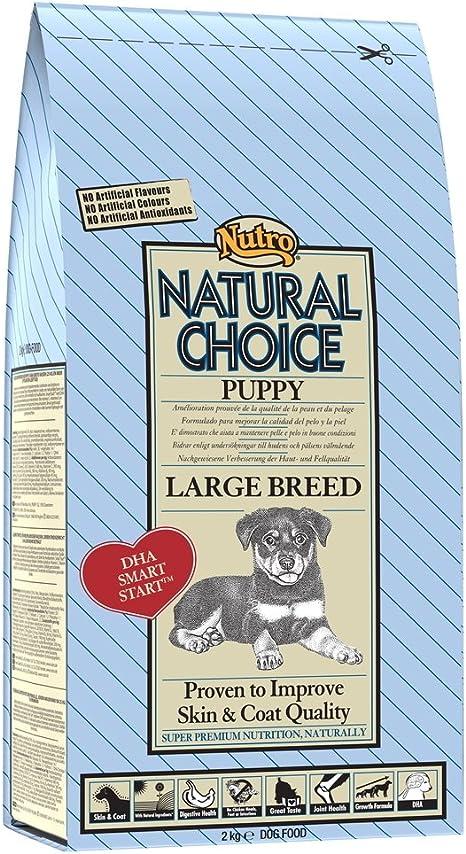 NUTRO - Pienso para Perros Raza Grande Natural Choice Puppy Pollo ...