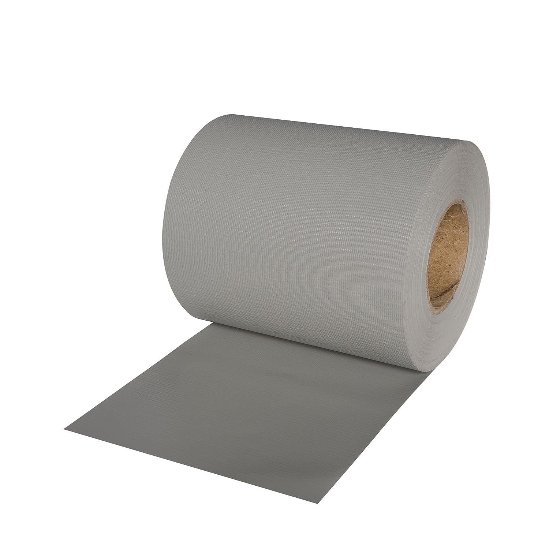 JAROLIFT PVC Sichtschutzstreifen 19 cm x 40 m mit 25x