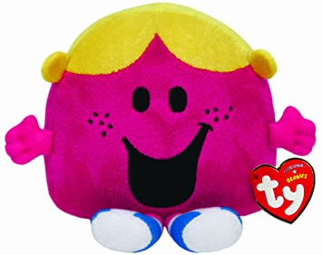 Ty UK Little Miss Chatterbox Beanie - Peluche (13 cm)