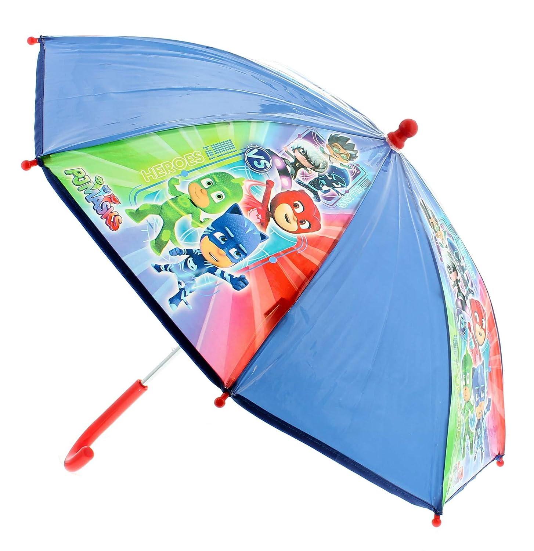 PJ Masks Il est Temps d/être Un Parapluie pour Enfants et h/éros