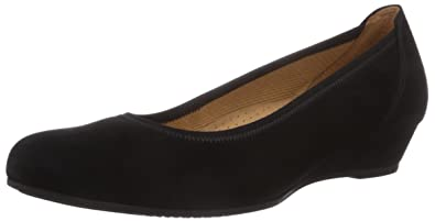 Chaussures Gabor noires Casual femme