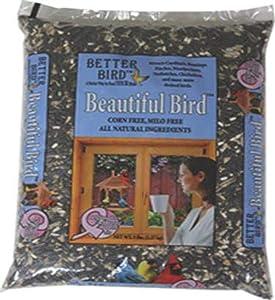 Better Bird Beautiful Bird Food, 5 Lb