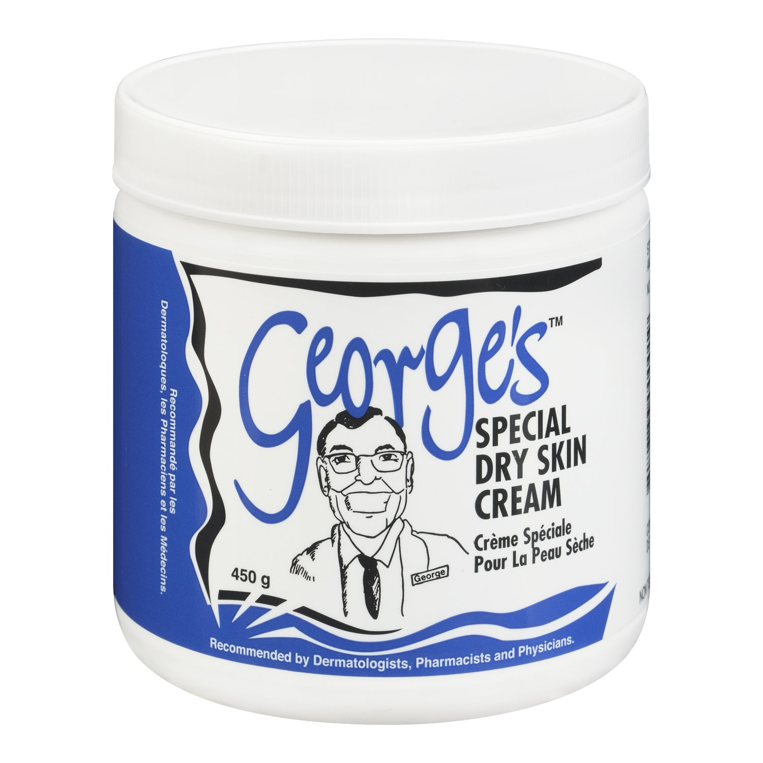 George's Special Dry Skin Cream, 450gm George' s