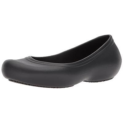 Crocs Women's Crocs At Work Flat: Shoes