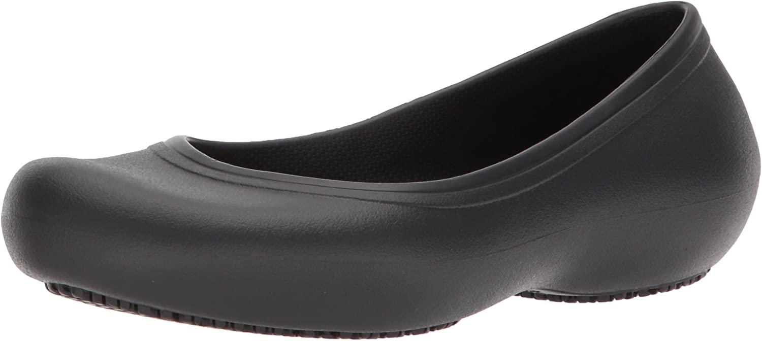 Crocs Women's Crocs At Work Flat