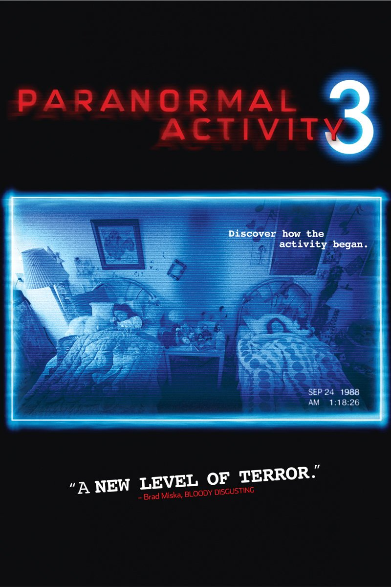 Watch Paranormal Activity 3 Extended Version Prime Video