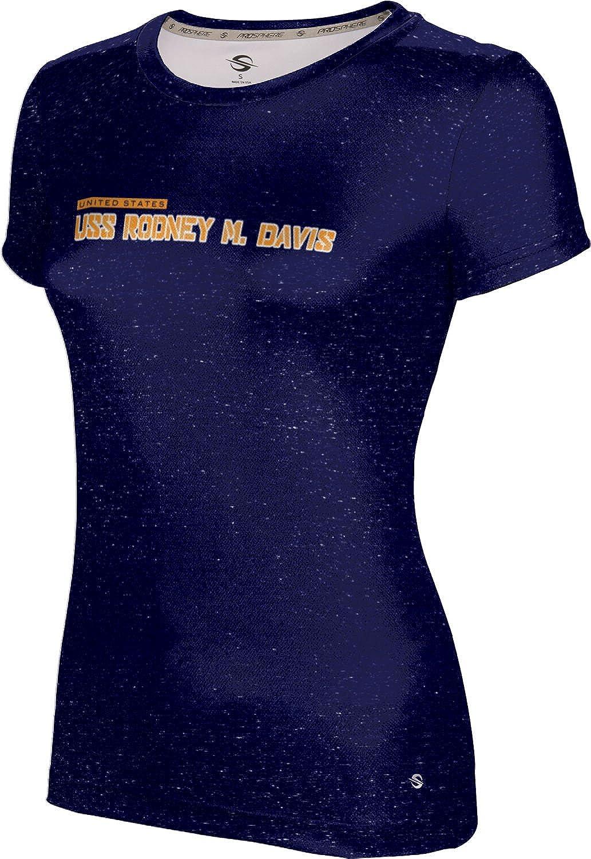ProSphere Women's USS Rodney M. Davis Military Heather Tech Tee