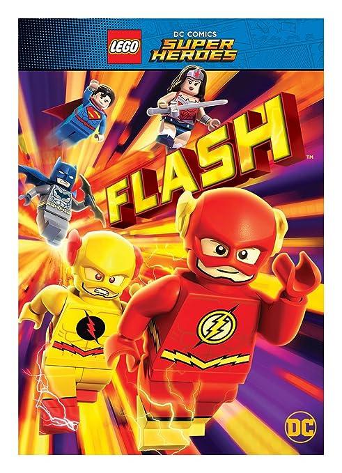 Lego DC Comics Super Heroes: The Flash DVD IMPORT No hay versión española: Amazon.es: James Arnold Taylor, Kate Micucci, Kevin Michael Richardson, Troy Baker, Nolan North, Grey DeLisle, Khary Payton, Dwight Schultz,