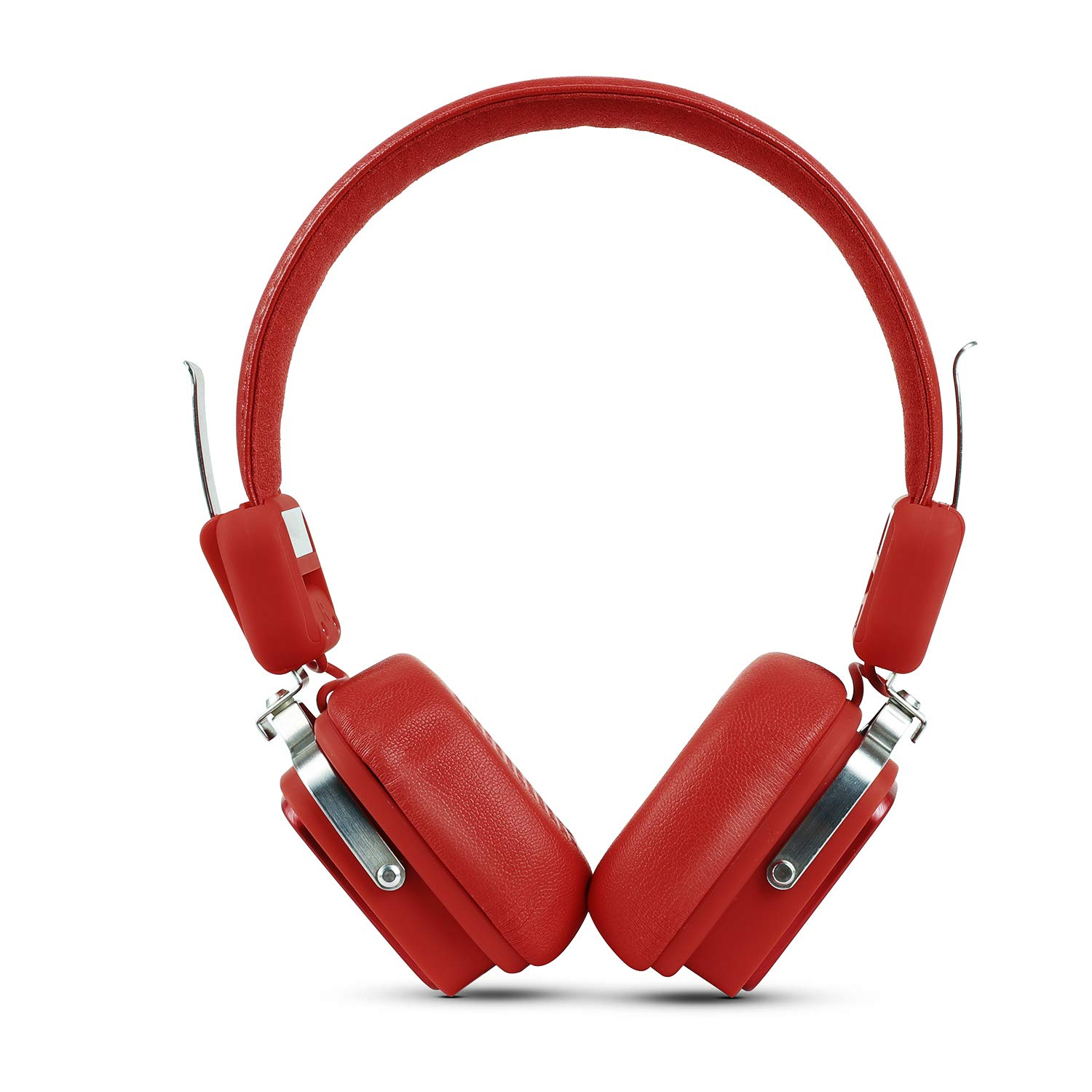 boAt Rockerz 600 Kings XI Punjab Edition Bluetooth Headphone with Luxurious Sound, Plush Earcushions, Foldable Ergonomic Design and Up to 8H Playtime (Lion Red)