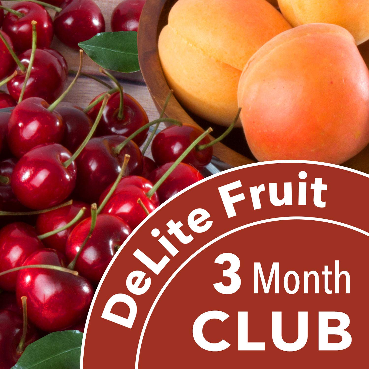 Golden State DeLite Monthly Fruit Club - 3 Month Club by Golden State Fruit (Image #1)