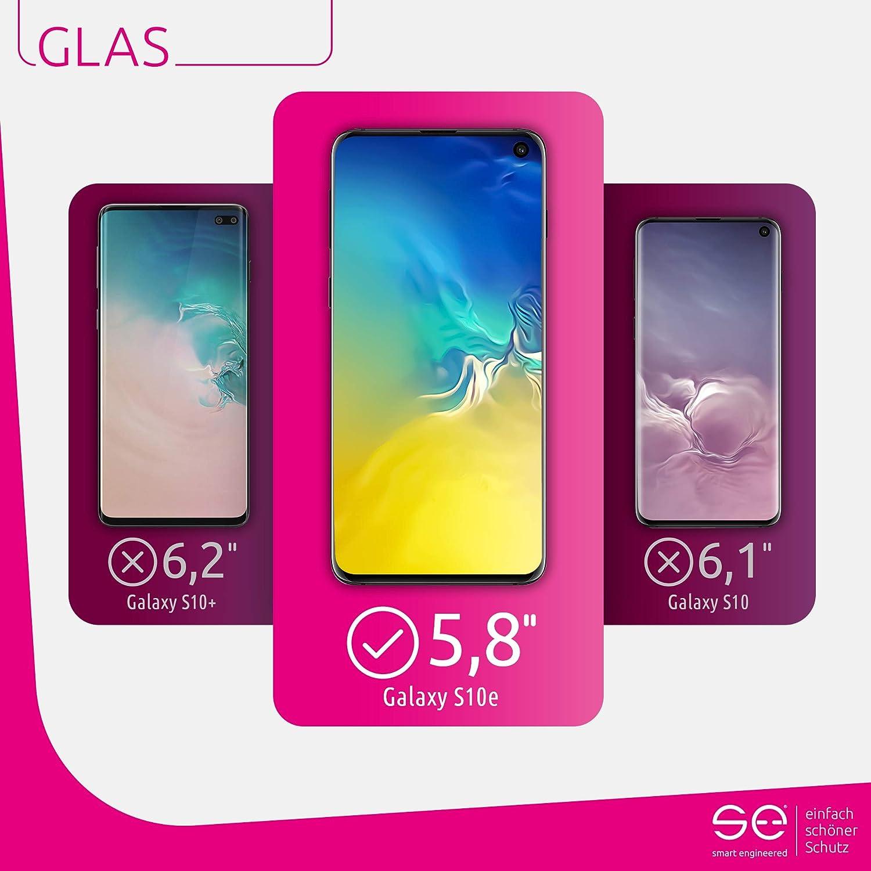Smart Engineered 3d Schutzglas Kompatibel Mit Samsung Elektronik