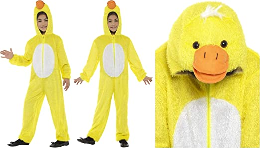 Fancy Dress World – Disfraz de Cordero y Pato para niños y niñas ...