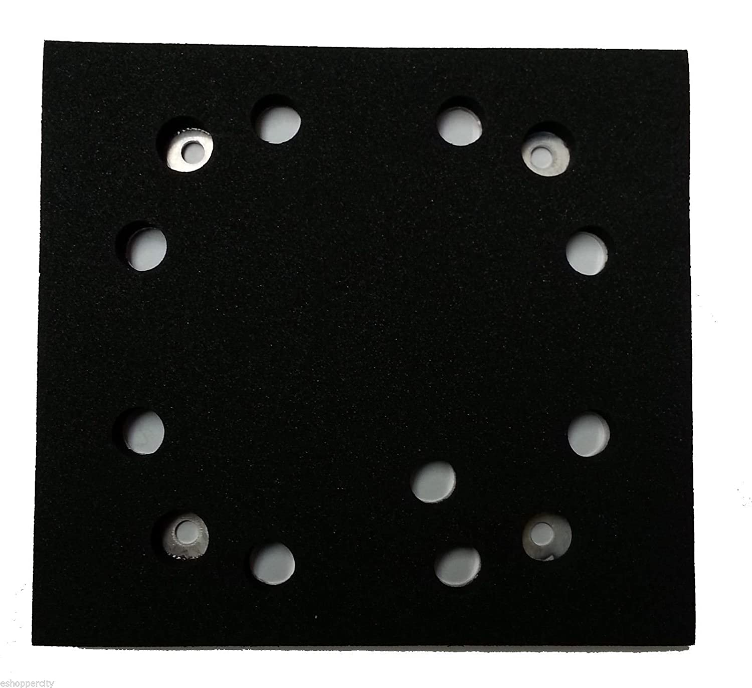 Mutitoolpro Replacement 1/4 Sheet Sander Pad / Backing Plate replaces Dewalt 151284-00 & 151284-00SV (Pack of 2)