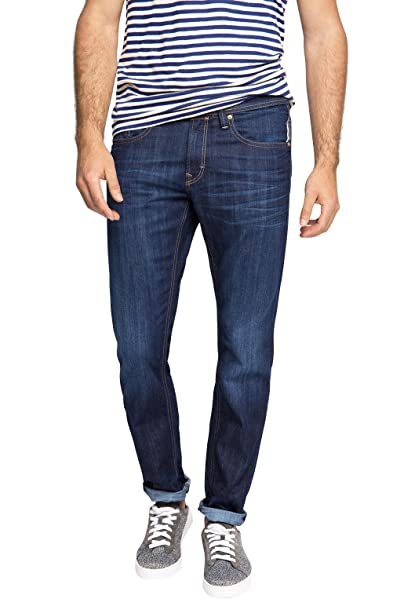 4dea29647cd20 edc by Esprit - Jeans - Slim Homme - Bleu - W30 L30  Amazon.fr ...
