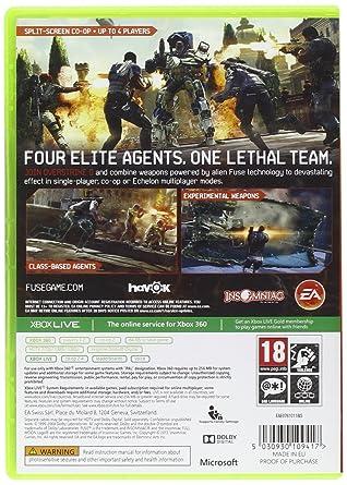 Fuse (Xbox 360) [UK IMPORT]: Amazon.de: Games on