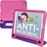 Pure Sense Buddy [Anti-Microbial Kids Case] for 2020/2019 10.2 iPad (8th & 7th Gen), iPad Pro 10.5, iPad Air 3 | Full…