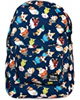 Loungefly Disney Snow White & Seven Dwarfs All Over Print Backpack