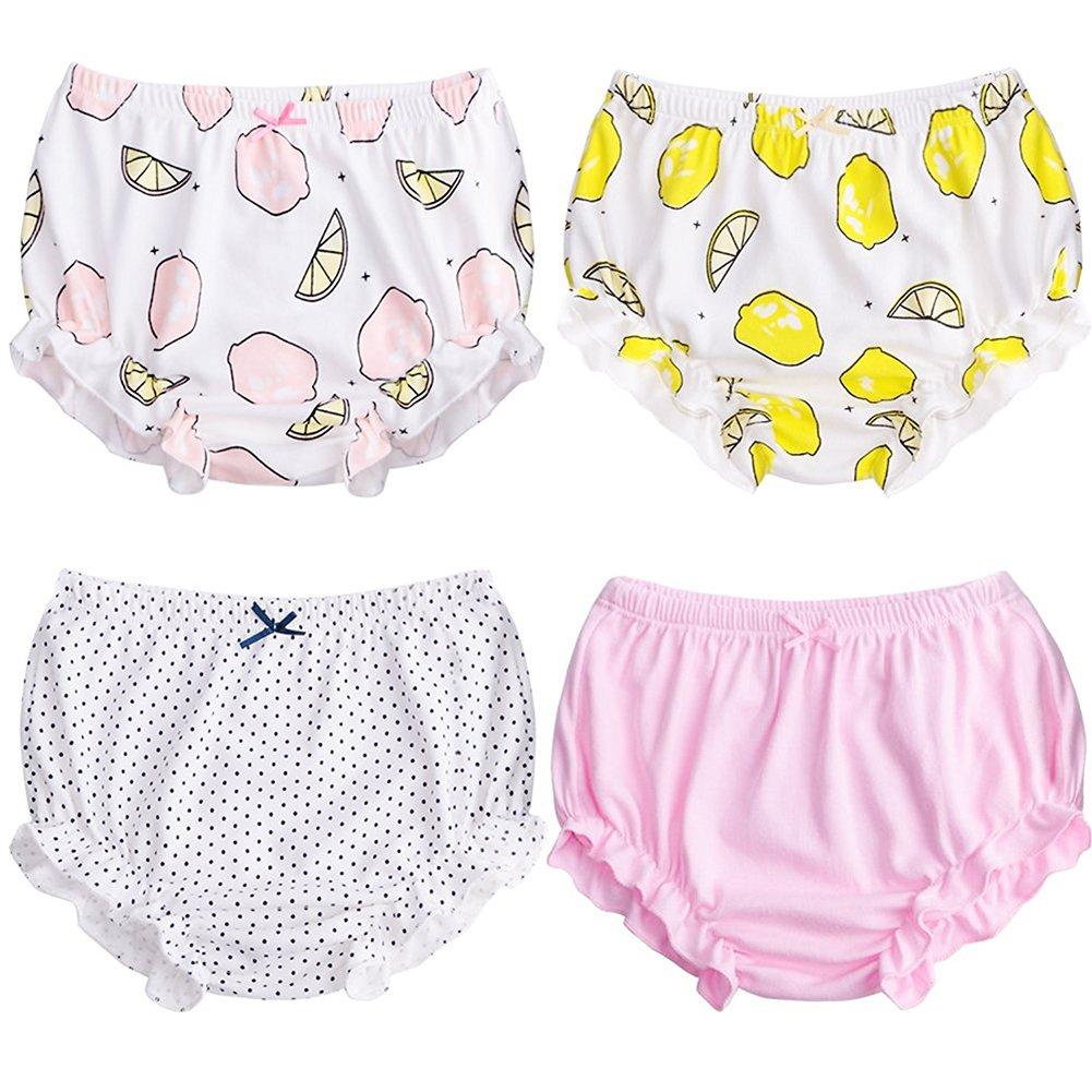 4pcs Baby Kids Potty Training Pants Washable Cloth Diaper Nappy Underwear CZ-TZ-N106