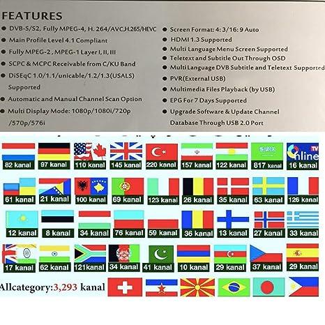 Istar A9000 Plus, iSTAR Korea A9000 Plus Receiver with 12 months free  subscription Arabic Turkish Kurd Somali from ISTAR USA & Canada الفرع  الرئيسي