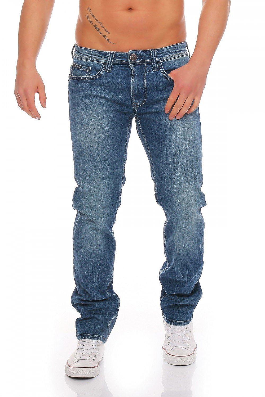 Big Seven Jake Montana Regular Fit Herren Jeans