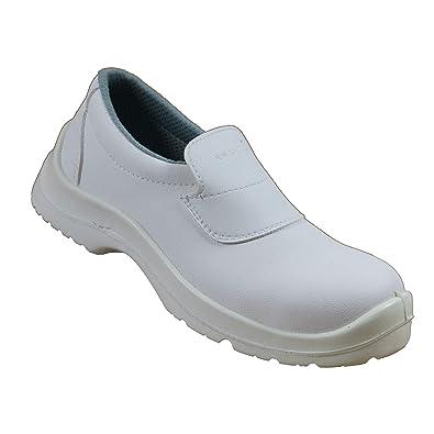 Chaussures De Sécurité Ergos S2 Src Plates Pour Le Travail La