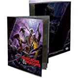 """Officially Licensed Dungeons & Dragons """"Drow Attack"""" Character Folio"""
