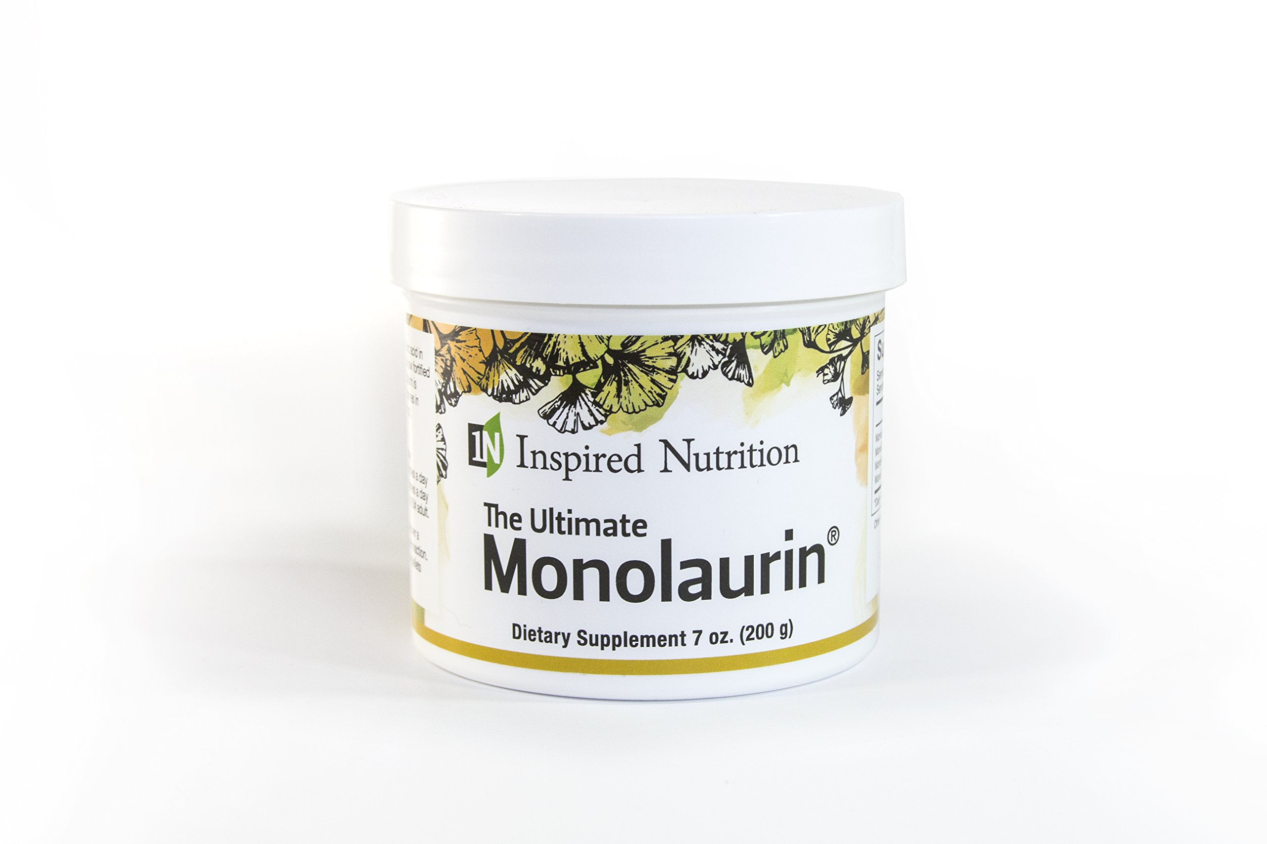 Ultimate Monolaurin ® - 7 oz - 62 servings, 3000 mg each