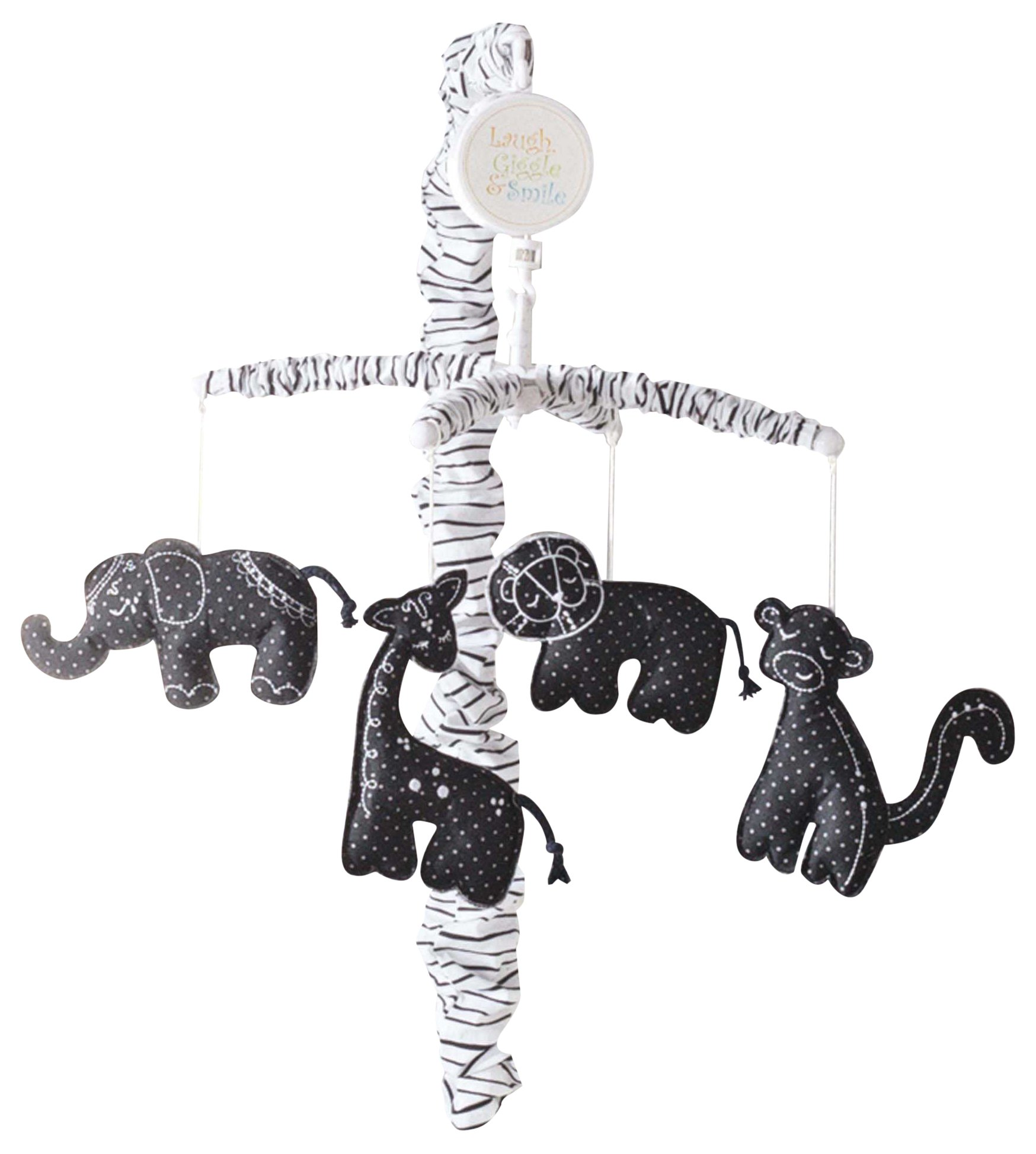 New Country Home Silhouette Jungle Mobile