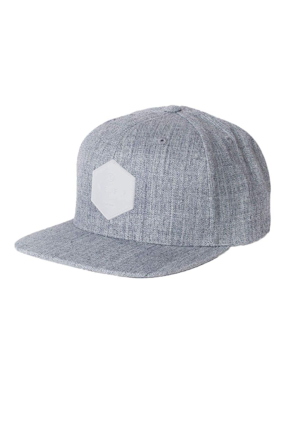 Neff Gorras Y Cap Heather Grey Snapback: Amazon.es: Ropa y accesorios