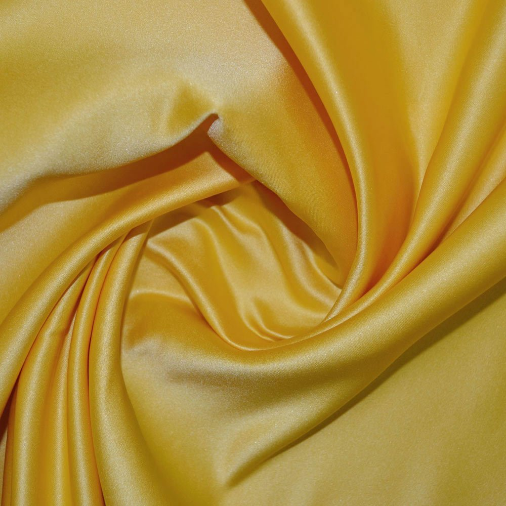 Sunflower Duchess Satin Fabric SKU000205