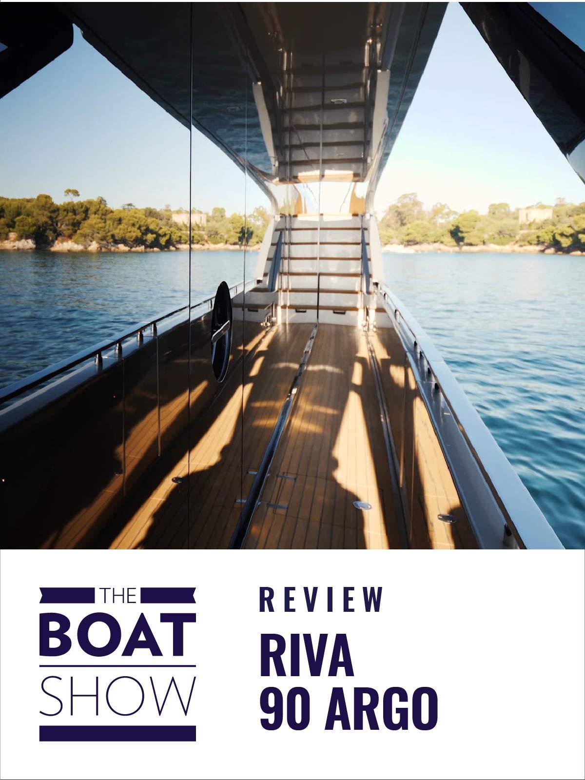 Clip: Riva 90 Argo - The Boat Show