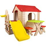 Kids Outdoor Play House Nh-777